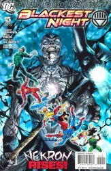 DC Comics's Blackest Night Issue # 5
