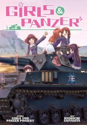 Seven Seas Entertainment's Girls & Panzer Soft Cover # 2