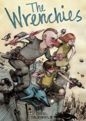First Second Books's The Wrenchies Soft Cover # 1