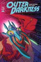 Image Comics's Outer Darkness Issue # 12