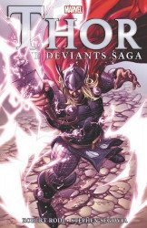 Marvel Comics's Thor: Deviants Saga TPB # 1-2nd print
