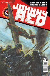 Titan Comics's Johnny Red Issue # 7