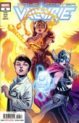 Marvel Comics's Valkyrie: Jane Foster Issue # 6
