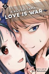 Viz Media's Kaguya-Sama: Love is War Soft Cover # 5
