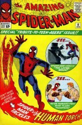 Marvel Comics's The Amazing Spider-Man Issue # 8
