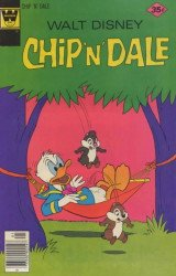 Gold Key's Chip 'n' Dale Issue # 50whitman