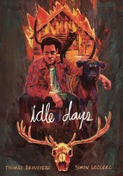 First Second Books's Idle Days Soft Cover # 1