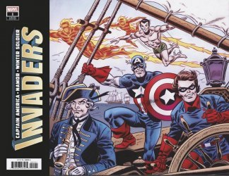 Marvel Comics's Invaders Issue # 1d