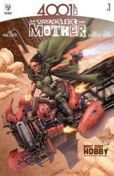 Valiant Entertainment's 4001 AD: War Mother Issue # 1f