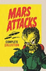 IDW Publishing's Mars Attacks Hard Cover # 1b