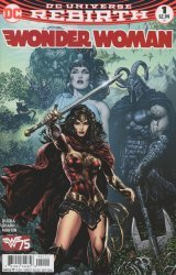 DC Comics's Wonder Woman Issue # 1-2nd print
