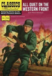 Classics Illustrated's Classics Illustrated: All Quiet On The Western Front TPB # 1
