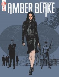 IDW Publishing's Amber Blake Issue # 1 - 2nd print