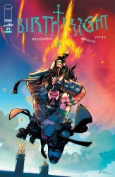Image Comics's Birthright Issue # 34
