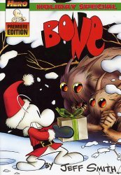 Cartoon Books's Bone: Holiday Special Issue # 1