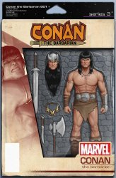 Marvel Comics's Conan the Barbarian Issue # 1c