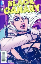 DC Comics's Black Canary Issue # 8