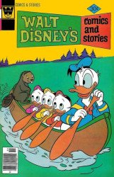 Gold Key's Walt Disney's Comics and Stories Issue # 446whitman