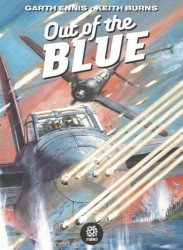 After-Shock Comics's Out Of The Blue Hard Cover # 2