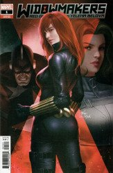 Marvel Comics's Widowmakers: Red Guardian and Yelena Belova Issue # 1b