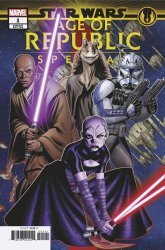 Marvel Comics's Star Wars: Age Of Republic Special  Special # 1d