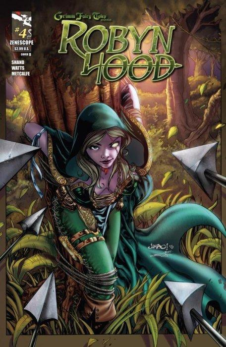 grimm fairy tales robyn hood