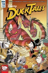 IDW Publishing's DuckTales Issue # 10b