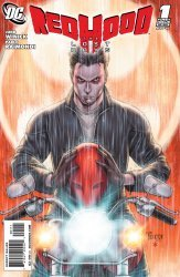 DC Comics's Red Hood: The Lost Days Issue # 1