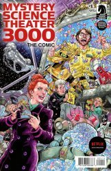 Dark Horse Comics's Mystery Science Theater 3000 Issue # 1