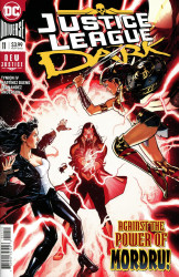 DC Comics's Justice League Dark Issue # 11