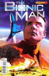 Dynamite Entertainment's The Bionic Man Issue # 20b