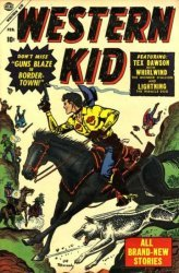 Atlas's Western Kid Issue # 2