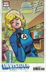 Marvel Comics's Invisible Woman Issue # 1c