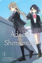 Yen Press's Adachi And Shimamura Soft Cover # 1