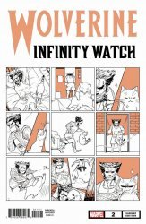 Marvel Comics's Wolverine: Infinity Watch Issue # 2b