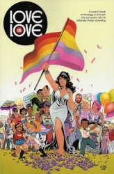 IDW Publishing's Love Is Love TPB # 1d
