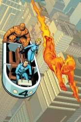 Marvel Comics's Fantastic Four Issue # 1unknown-g