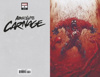 Marvel Comics's Absolute Carnage Issue # 4h