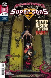 DC Comics's Adventures of the Super Sons Issue # 4