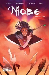 Stranger Comics's Niobe: She is Life Issue # 4
