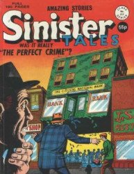 Alan Class & Company's Sinister Tales Issue # 217