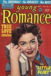 Prize Publications's Young Romance Issue # 57