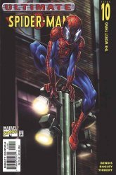 Ultimate Marvel's Ultimate Spider-Man Issue # 10