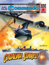 D.C. Thomson & Co.'s Commando: For Action and Adventure Issue # 5317