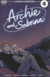 Archie Comics Group's Archie and Sabrina Issue # 708