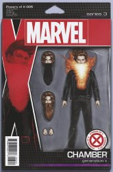 Marvel Comics's Powers of X Issue # 5d