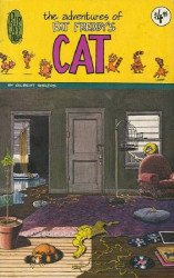 Rip Off Press's Adventures of Fat Freddy's Cat TPB # 1-2nd print