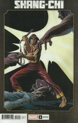 Marvel Comics's Shang-Chi Issue # 1d