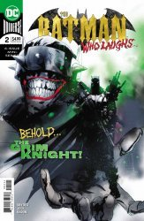 DC Comics's Batman Who Laughs Issue # 2