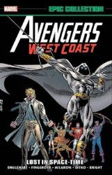 Marvel Comics's Avengers West Coast: Epic Collection  TPB # 2